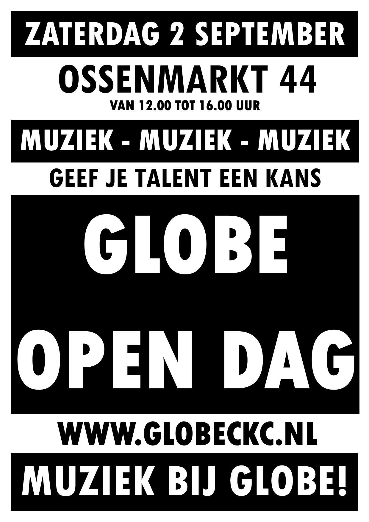 Open dag Muziekschool Weesp