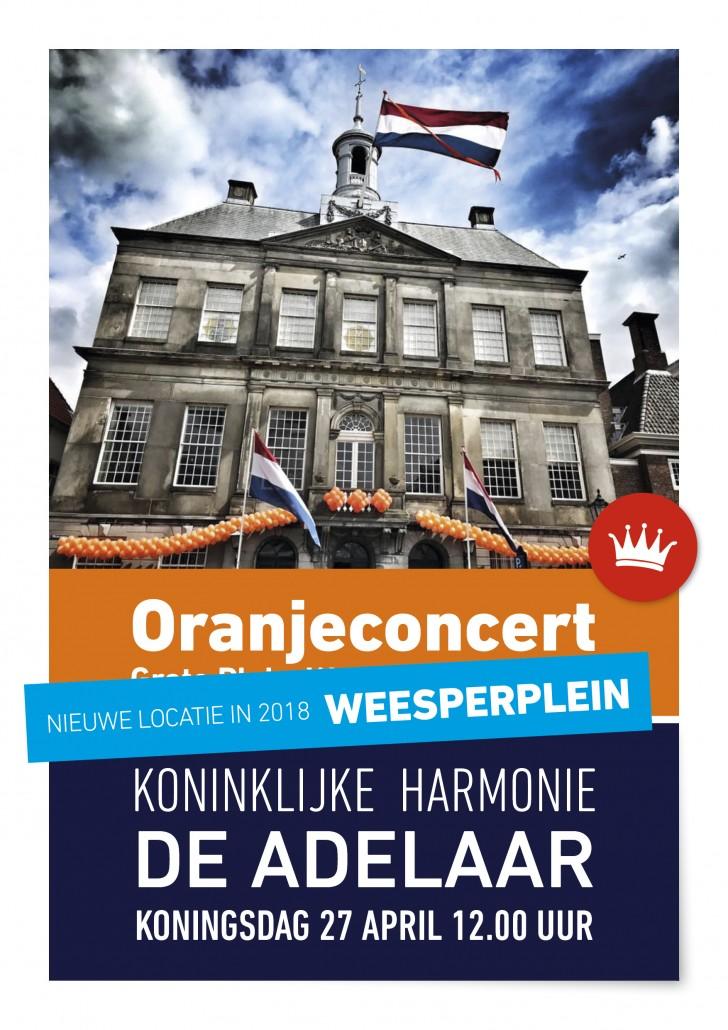180418_PosterA3_Oranjeconcert_V02